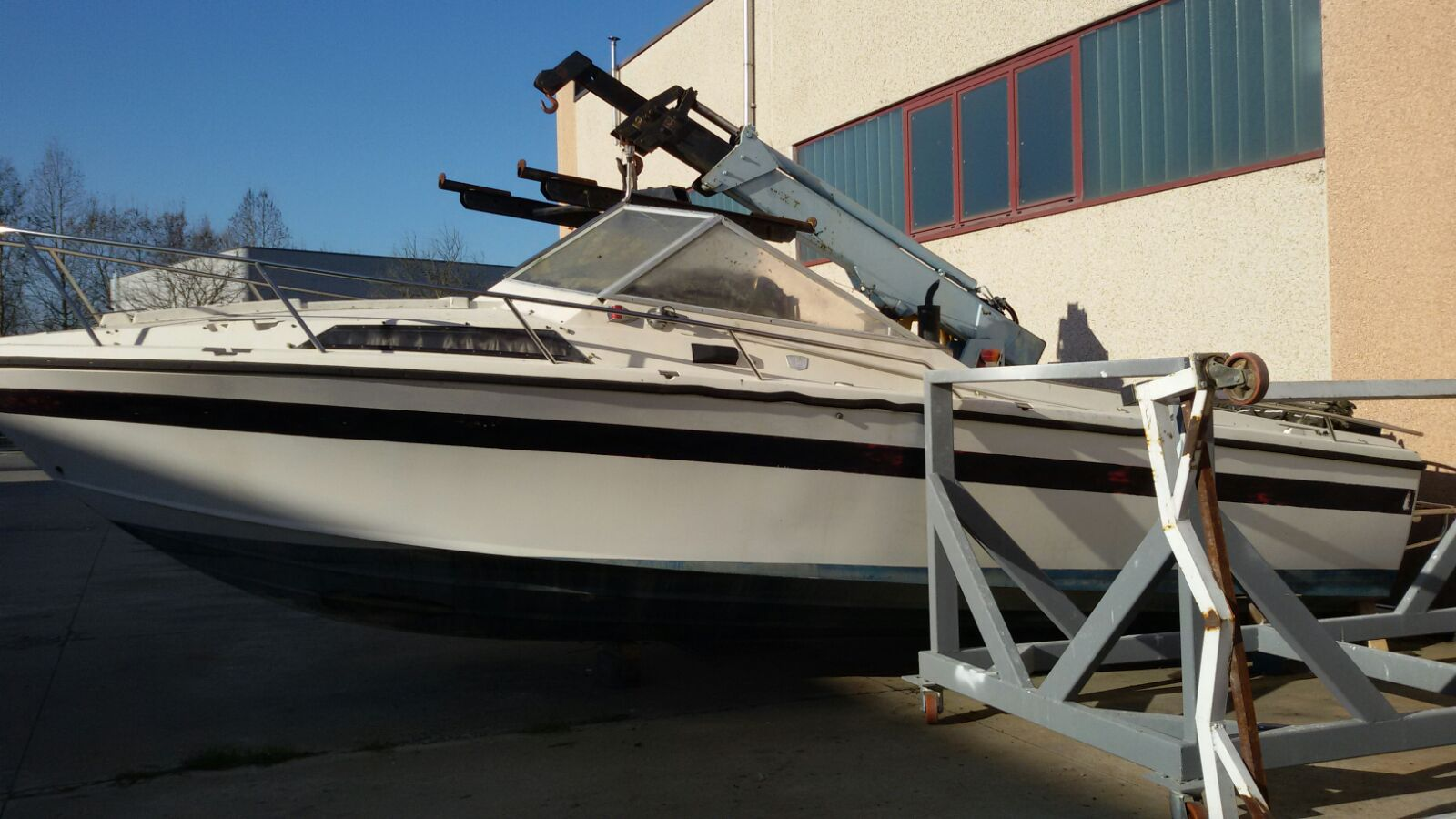 Officina Nautica Marras Concessionario Evinrude